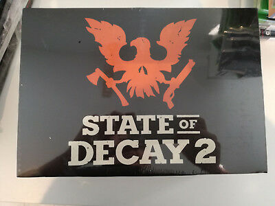 state of decay 2 II  collector's edition collector sans jeu xbox one neuf