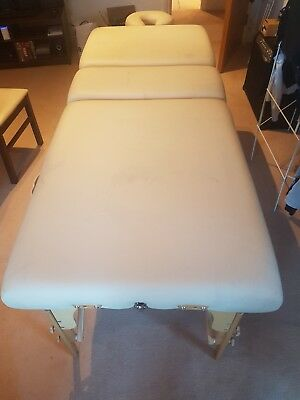 StrongLite Portable Massage Table used good condition