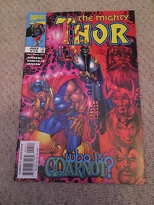 The Mighty Thor Vol. 2 #13 July 1999 NM Marvel Comics