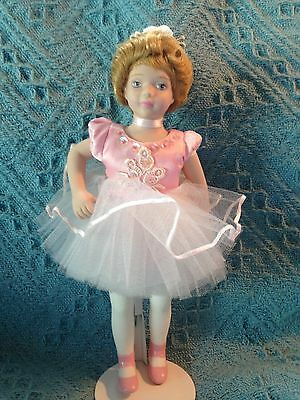 "Nos Avon 1991 Avon Childhood Dreams Collection ""ballet Recital"""