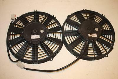 2 Ventilateurs Spal Neuf Ideal Course Ou Rally Alpine A110 1800 Gr4 Simca Ford