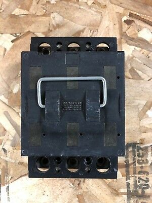 Boltswitch Fuse Pullout Switch with Fuses PT324 200A 3P 240V Used Nice Fusible