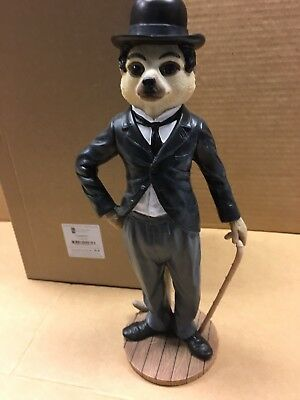Country Artists - Charlie - Magnificent Meerkats Rrp £44.00 Chaplin