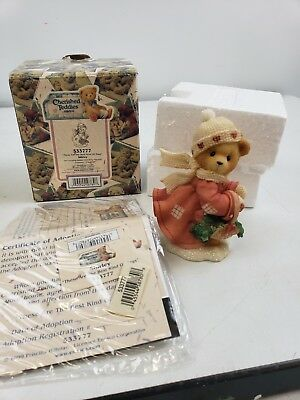 Cherished Teddies Enesco Shirley 533777 These are the Best Kind of Days