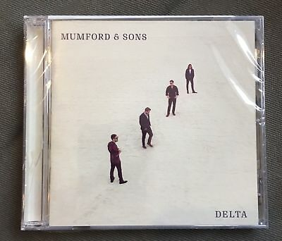 Delta by Mumford & Sons CD - New & Sealed