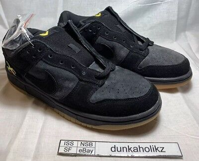 more photos 558b2 3d0af Nike Dunk Low Pro SB SP Chocolate Supreme Size 8.5 US DS Never Worn Tags On