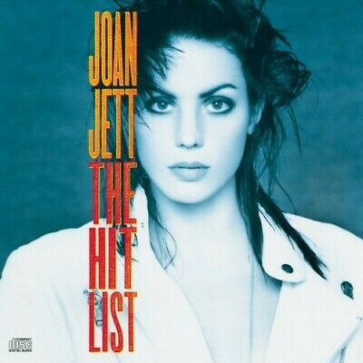 The Hit List by Joan Jett (CD, Feb-2008, Epic) *NEW* *FREE Shipping*