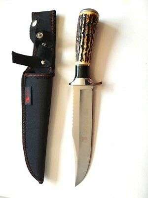 Knife ✰ Colambia ✰ Camping Fishing Fix Blade Hunting Sport Sharp Sheath Sport