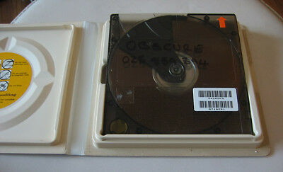 """1x Vintage Syquest 5.25 44MB Removable Cartridge a"""""""