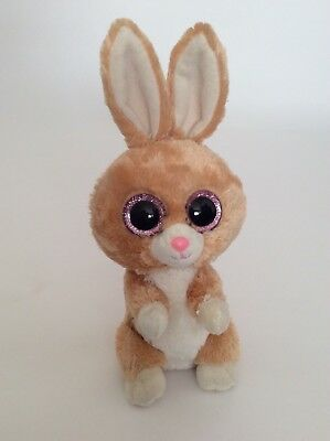 135dec1ae23 TY BEANIE BABY Boo Collection brown white CARROTS BUNNY RABBIT 6