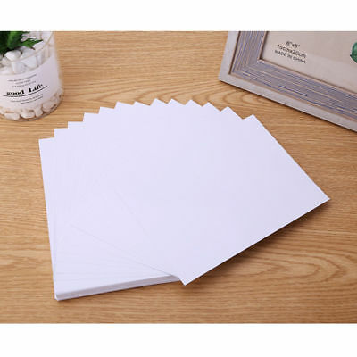 20pcs A4 Photo Paper Coated High Glossy Picture Printing Paper for Printers