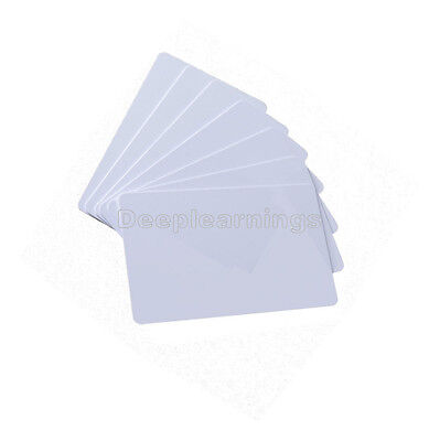 10 PCS NFC smart card tag tags 1k S50 IC 13.56MHz Read & Write RFID Arduino
