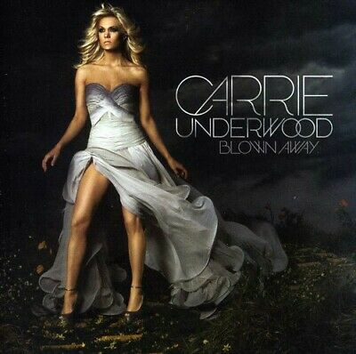 Blown Away by Carrie Underwood (CD, May-2012, Arista) *NEW* *FREE Shipping*