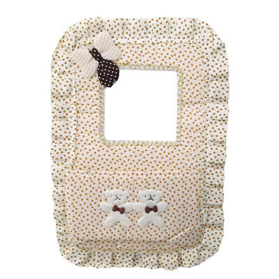 Garden fabric cover Switch Lamp Holder Cover Light Dust Protective Cover N7