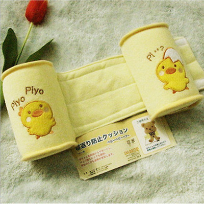 Soft Safety Infant Newborn Baby Pillow Positioner Prevent Flat Head Anti Roll