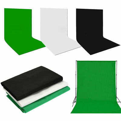 Photography Photo Backgrounds Fabric Cloth Studio Screen Chromakey Backdrop AU