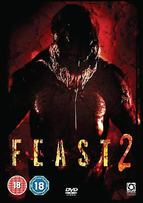 Feast II - Sloppy Seconds - DVD | Brand New | Free Delivery