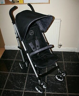 NEW Cybex Topaz Lightweight Stroller Pushchair Pram Buggy £250