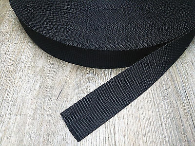 32mm Webbing  Strapping 1 - 50 meter lengths