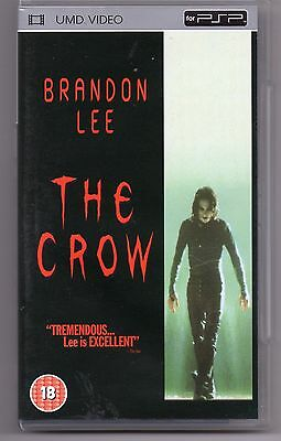 The Crow - UMD (PSP Video) | Complete & Tested | Fast & Free P&P @@LOOK@@