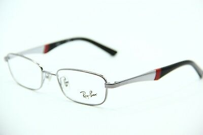 bb6a85c638f New Ray-Ban Junior Jr Rb 1026 4008 Silver Eyeglasses Authentic Rx Rb1026 45-