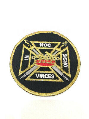 MASONIC YORK RITE Patch