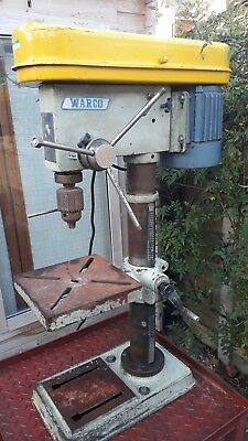 Warco - 230v - Bench Drill With Stand