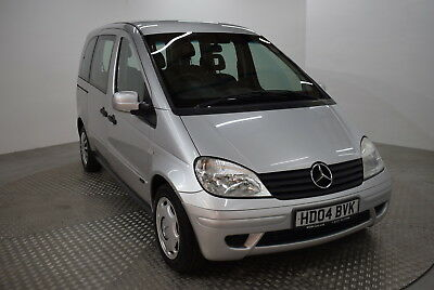2004 Mercedes Vaneo Trend1600Cc Petrol Wheelchair Access Only 47000 Miles
