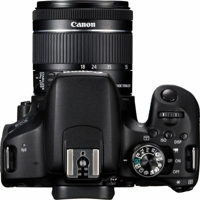 Canon 800D (kit with 18-55mm f4-5.6 IS STM Lens