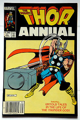Thor Annual 11 1St Appearance Eitri Dwarf Dinklage Avengers Infinity War Endgame