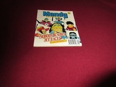 RARE  MANDY  PICTURE STORY LIBRARY BOOK from the 1990's: never read:ex condit!