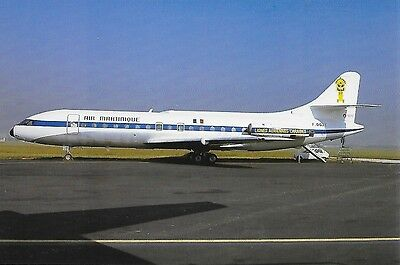 Air Martinique (France) - Caravelle 6 R - F-Ogje -1980- Le Bourget-Cpa Neuve/new
