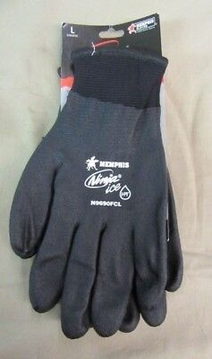 Memphis N9690FC Ninja Ice Mechanic/Ice Fishing Gloves, Sz Large (1 Pair)