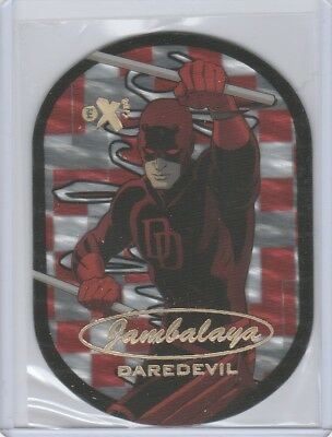 2017 Fleer Ultra Spider-Man JAMBALAYA #7 DAREDEVIL