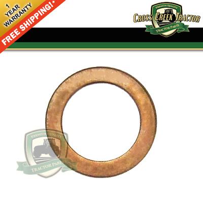 3405H NEW Oil Pan Drain Plug Gasket for CASE-IH B275, B414, 424, 434, 444, 354+