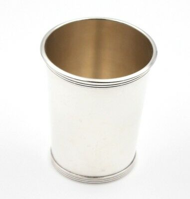 Alvin Sterling Silver Mint Julep Cup No Reserve #4079