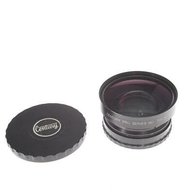 Century Optics .75x HD Wide Angle Converter Lens for Sony PMW-EX1  PMW-EX3