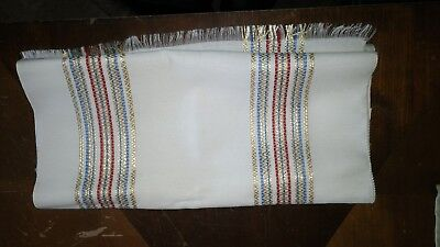 Hand woven Scarf By Blind Girls in Israel