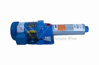 Goulds 5GBS0515J4 Multi-Stage Centrifugal Booster Pump, 1/2 HP