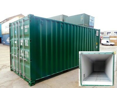 20ft Shipping Container Storgage Unit £1750 No Rust Weatherproof