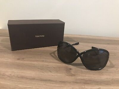 b610738ce5d5 TOM FORD WOMENS Raquel 63mm Oversized Open Side Sunglasses 125686 ...