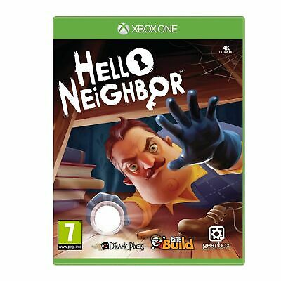 Hello Neighbor (Xbox One) Brand New & Sealed UK PAL Free UK P&P