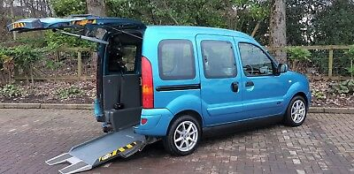2008 Reanult Kangoo Expression Automatic⭐ Wheelchair Accessible Disabled Vehicle
