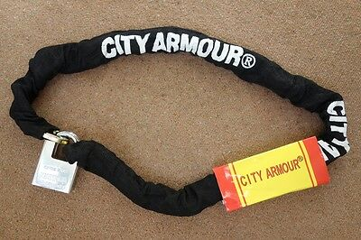 City Armour Extra Plus Xianhua Top Security bike lock