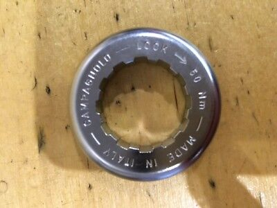 New Campagnolo CS-801 401 Cassette Lockring Lock Ring 9 10 11 Sp /& HG 10 Sp