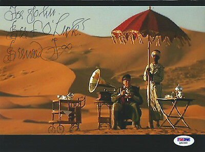 BERNARD FOX THE MUMMY PSA DNA IN-PERSON HAND SIGNED AUTOGRAPHED PHOTO d. 2016
