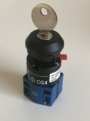 f5e51f36966ad0 KRAUS   NAIMER Heavy Duty Main Switch C43 A342 65Amp 600V -  79.99 ...
