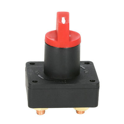 Car Truck Boat Camper 100A Battery Isolator Disconnect Cut Off Kill Switch DC60V