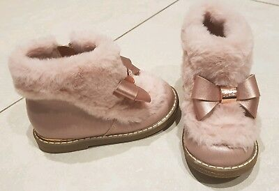 BABY GIRLS 🎀 TED BAKER 🎀 Size 7 Pink