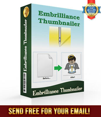 Embrilliance Thumbnailer software Windows 7- 8.1-10 send free for your e-mail
